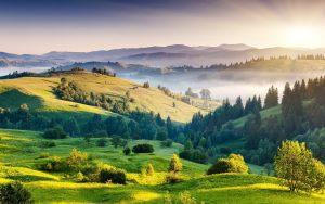 paysage Inde